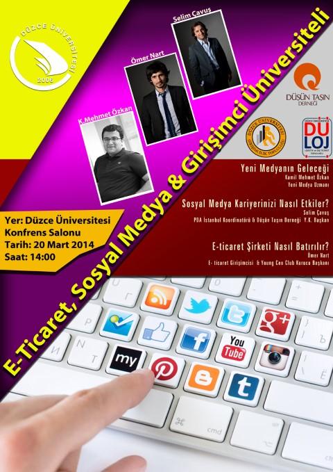 Sosyal Medya Konferansı